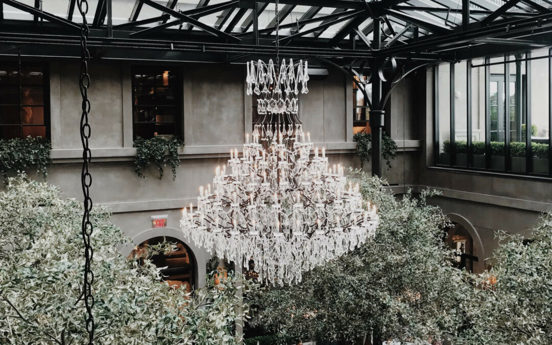 Sharing the Experience: An Inside look at the New Restoration Hardware